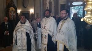 sacerdoti e archimantrida ortodossi