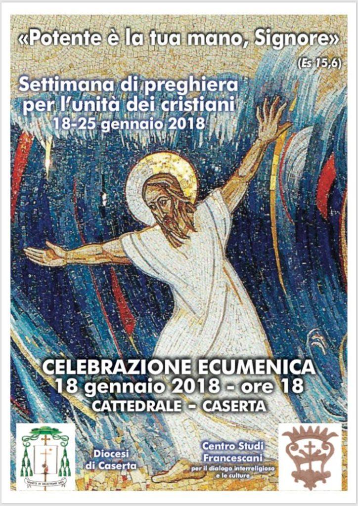 settimana di preghiera per l u2019unit u00e0 dei cristiani